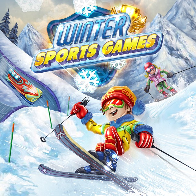 Thumbnail of Winter Sports Games on PS4