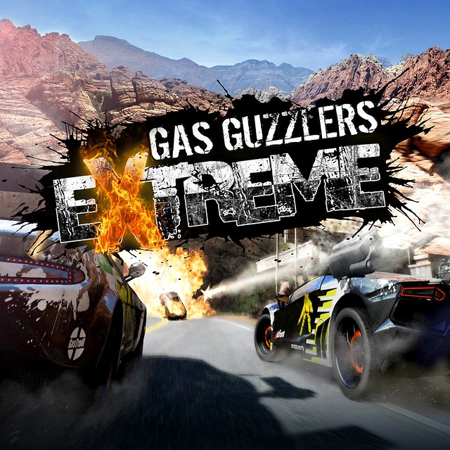 Thumbnail of Gas Guzzlers Extreme on PS4