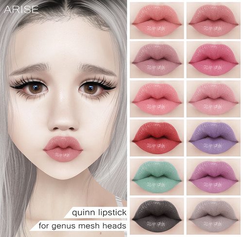 .ARISE. Quinn Lipstick