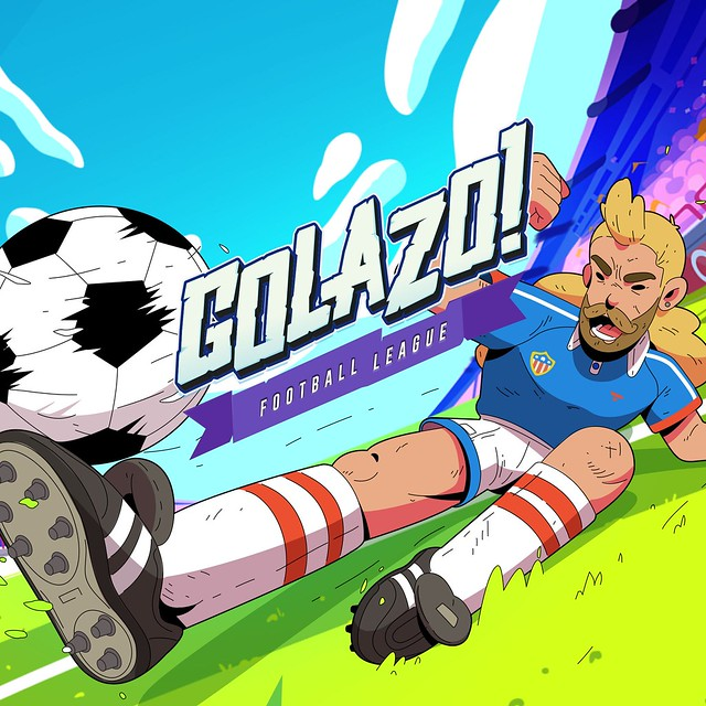 Thumbnail of Golazo! Football League on PS4