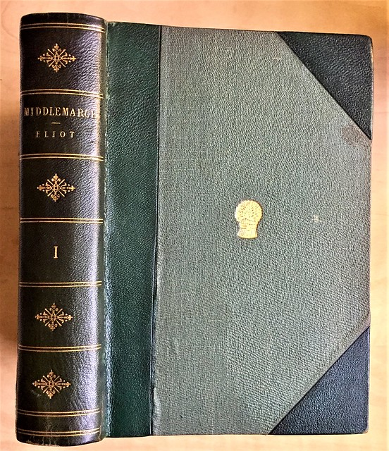 middlemarch milnes binding
