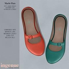 Ingenue :: Marlo Flats for FLF