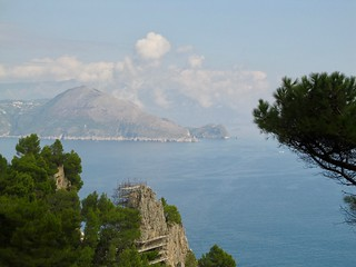 A View on Capri (Arco Naturale)