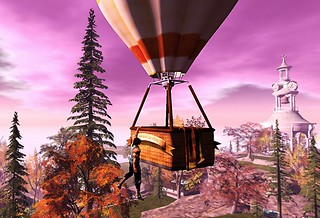 One Arm Pull Ups Balloon Ride