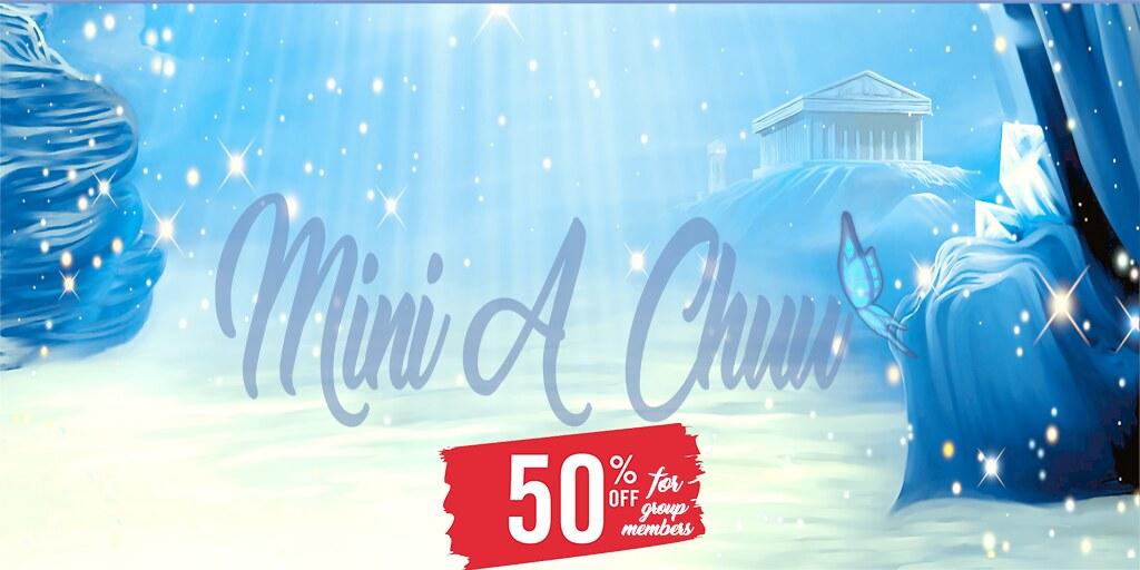 Mini A Chuu – 50% Sales for group members