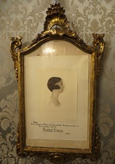 Un monde englouti, Villa Pignatelli, 1826, Chiaia, Naples, Campanie, Italie.