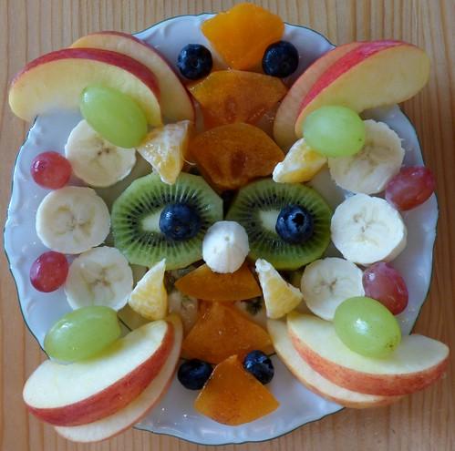 Obstgesichter