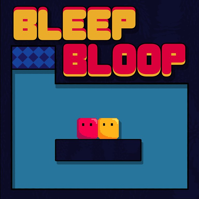 Thumbnail of Bleep Bloop on PS4