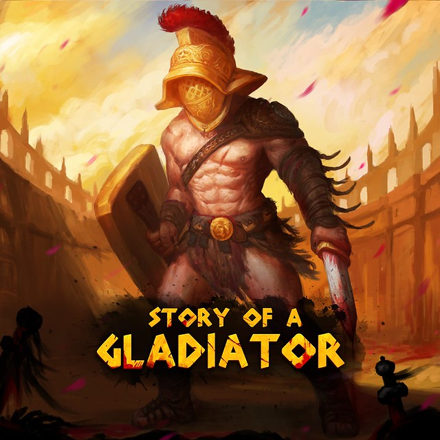 Thumbnail of Story of a Gladiator on PS4