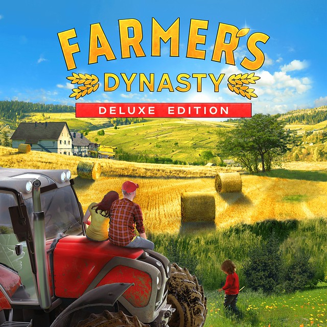Thumbnail of Farmer's Dynasty Deluxe Edition on PS4