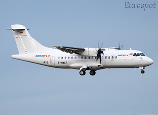 F-WWLP ATR42 Easyfly