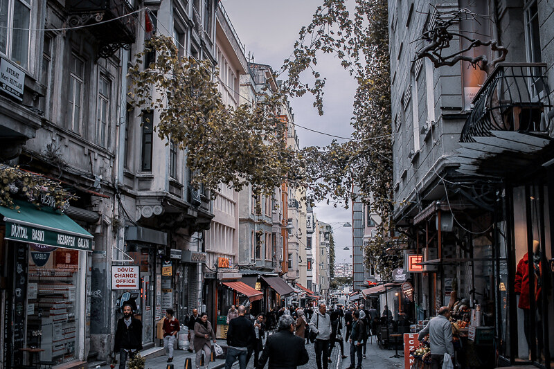 Barrio de Galata