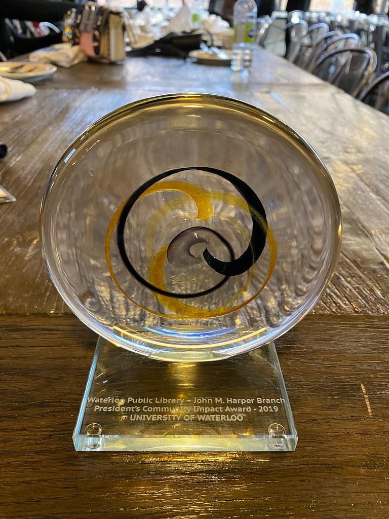 UW Award - 3