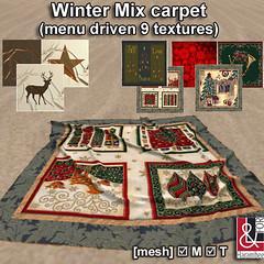 Winter Mix carpet