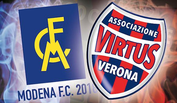 Modena - Virtus Verona le interviste