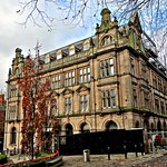 The yet to be Shankly Hotel in Preston