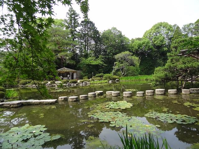 Heian-jingu Garden