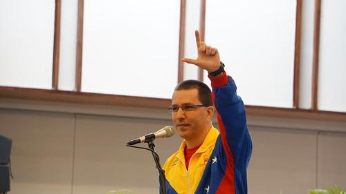 Canciller Arreaza: Venezuela es el epicentro de la ofensiva en Latinoamérica