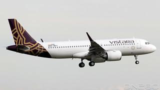 Vistara A320-251N msn 9381
