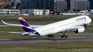 Latam A350-941 msn 363