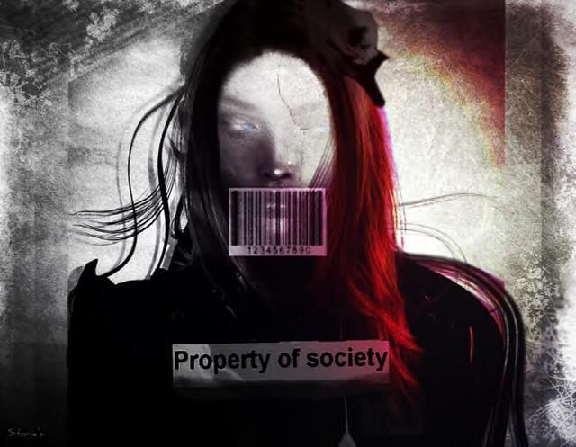 (Open)---property of society  - Stories - ( GlitterPrincess Destiny) 2LEI ( my exhibition) NO! Violence  Dec-jan- (taxi below)
