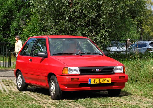1992 Ford Festiva 1.3 GL Automatic