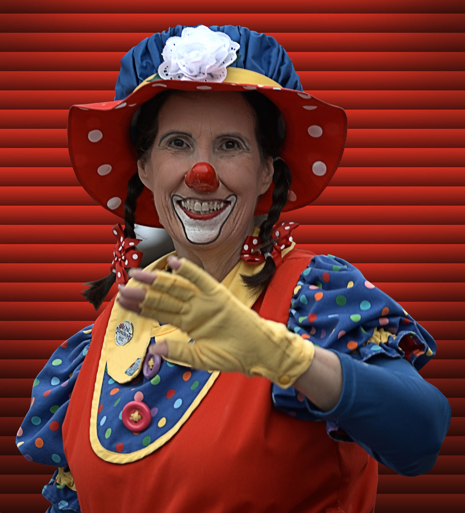 Red Nose Clown
