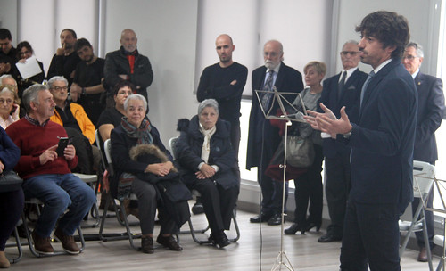 INAUGURACIÓN DE LA AMPLIACIÓN DE LA ESCUELA MUNICIPAL DE MÚSICA DE VALVERDE DE LA VIRGEN 22.11.19