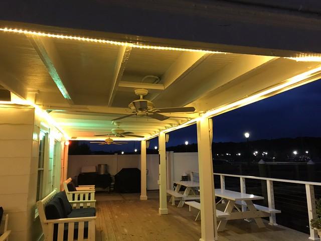 Deck at night IMG_2340 - JU