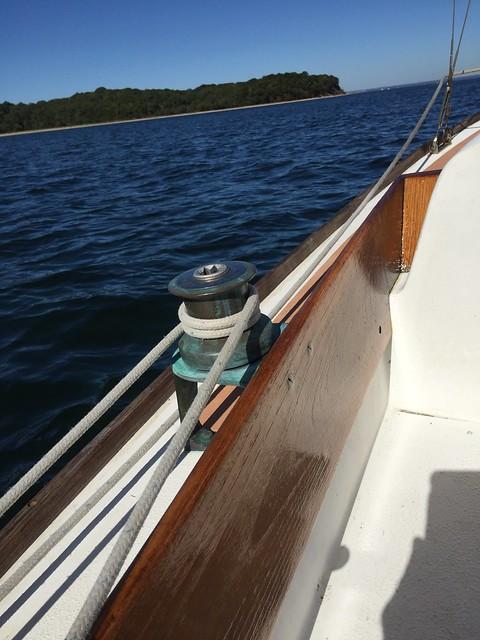 Sailing heading north IMG_2176 - JU