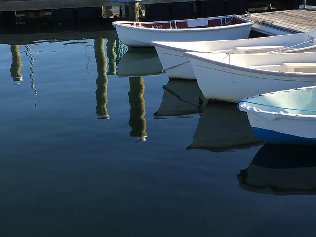 Dinghy reflections IMG_2159 - JU