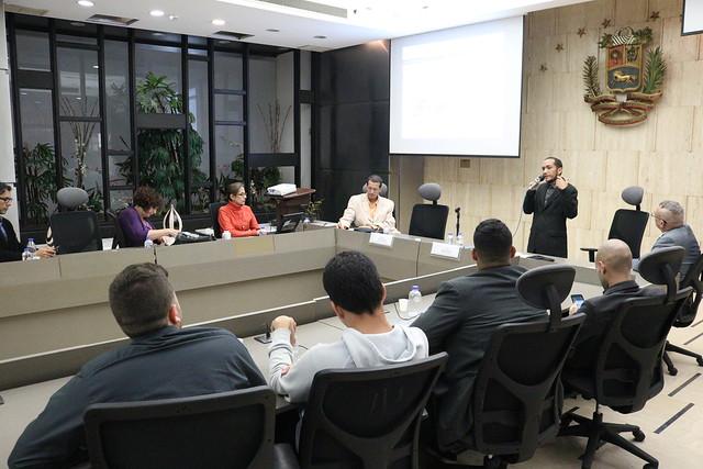 Finalizan ciclo de ponencias sobre filosofía de las relaciones internacionales en América Latina