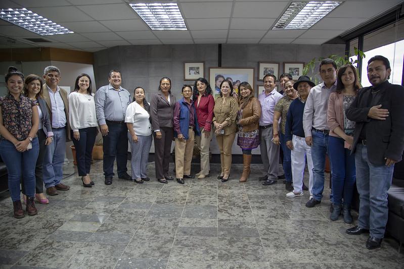 Despedida a docentes y autoridades que participaran en la visita a Paraguay