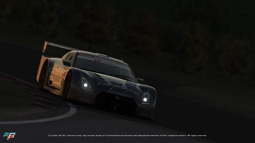 rF2 Nissan GT500