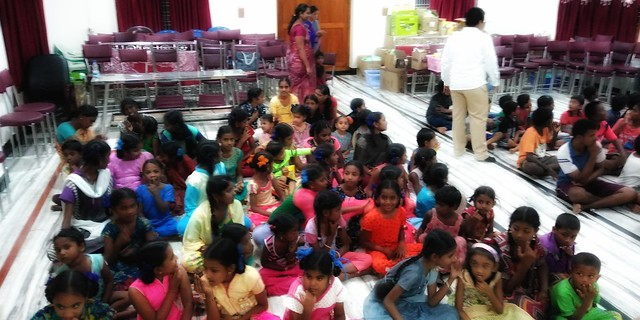 India VBS 2019