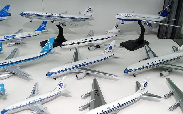 VARIG Boeing 767-200 PP-VNQ (Aeroclassics)