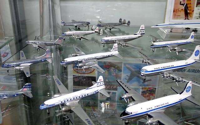 Pan Am DC-6B N6524C (Aeroclassics)