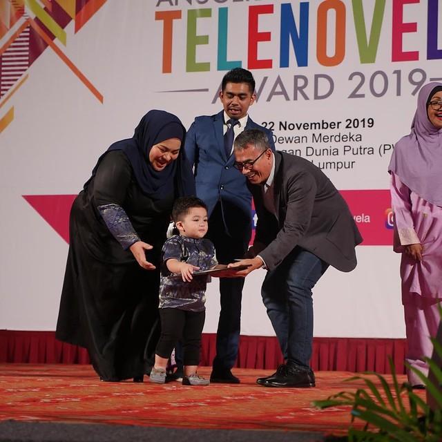 Ayden Anugerah Telenovela