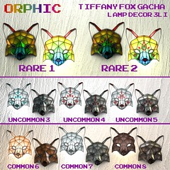 Tiffany Fox Gacha