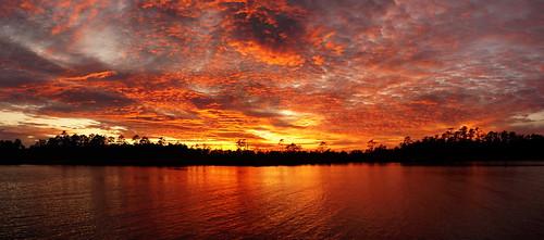 cloudscape sunset sunsetsandsunrisesgold spectacularsunsetsandsunrises cloudsstormssunsetssunrises redclouds northcarolina northwestcreek fairfieldharbour sony sonya58 sonyphotographing sky