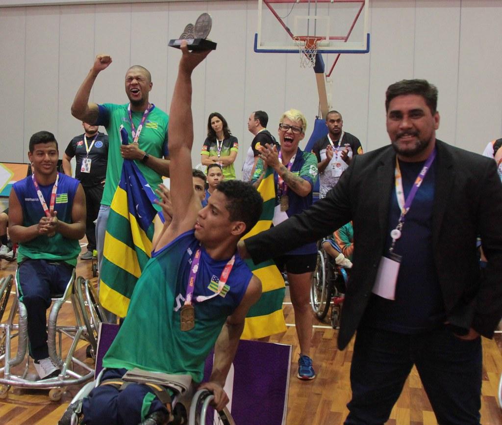Paralimpíadas Escolares 2019
