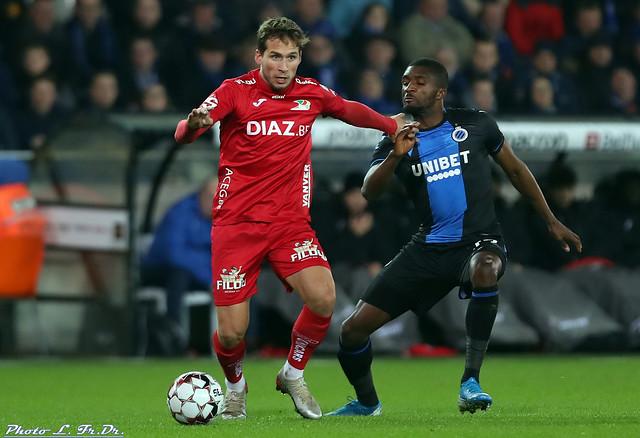 Club Brugge - KVO 1020