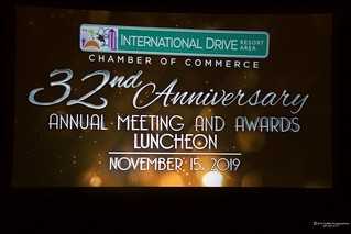 Nov. 15, 2019 32nd Annual Meeting Luncheon
