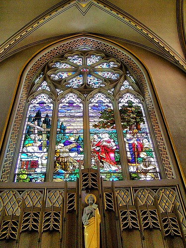 helena montana mt the cathedral saint stain glass window historic church stainglass nrhp onasill mining town huge unitedstates usa america jesus christ control couple day de debate democracy democrat democratic design designs destination direction dome engineer engineering excursion executive family fashion four government governmental governor greek honor house interest interesting kent landmark landscape law laws leaders helen romancatholic rc
