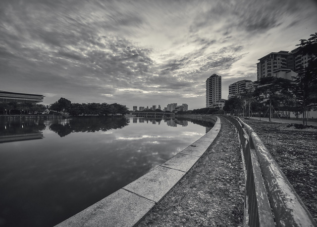 One epic morning in Kallang