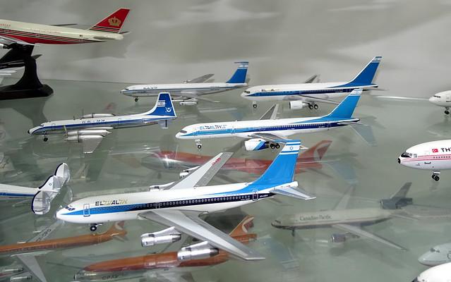 EL AL Fleet