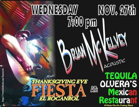 Brian McKelvey 11-27-19