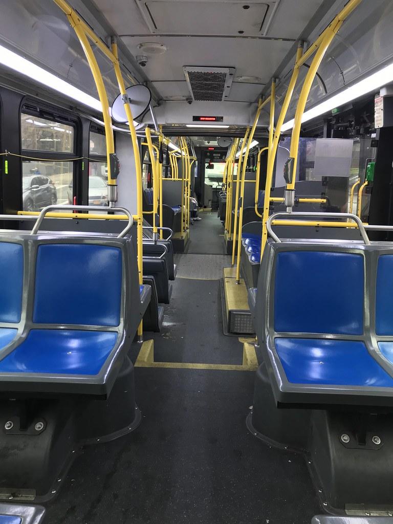 2012 Nova Bus LFSA 5276 - Bx36 LIMITED To Washington Heights G W Bridge