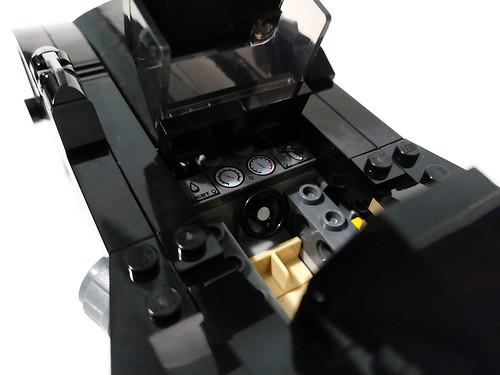 LEGO Batman 1989 Batmobile - Limited Edition (40433)