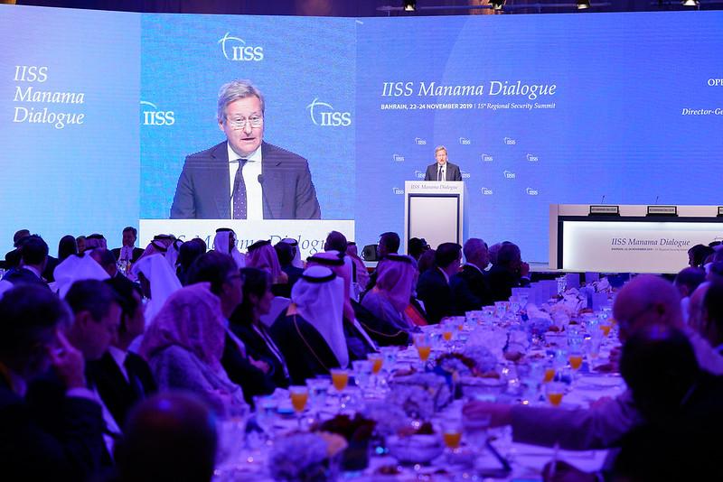 IISS Manama Dialogue 2019 - Opening Dinner